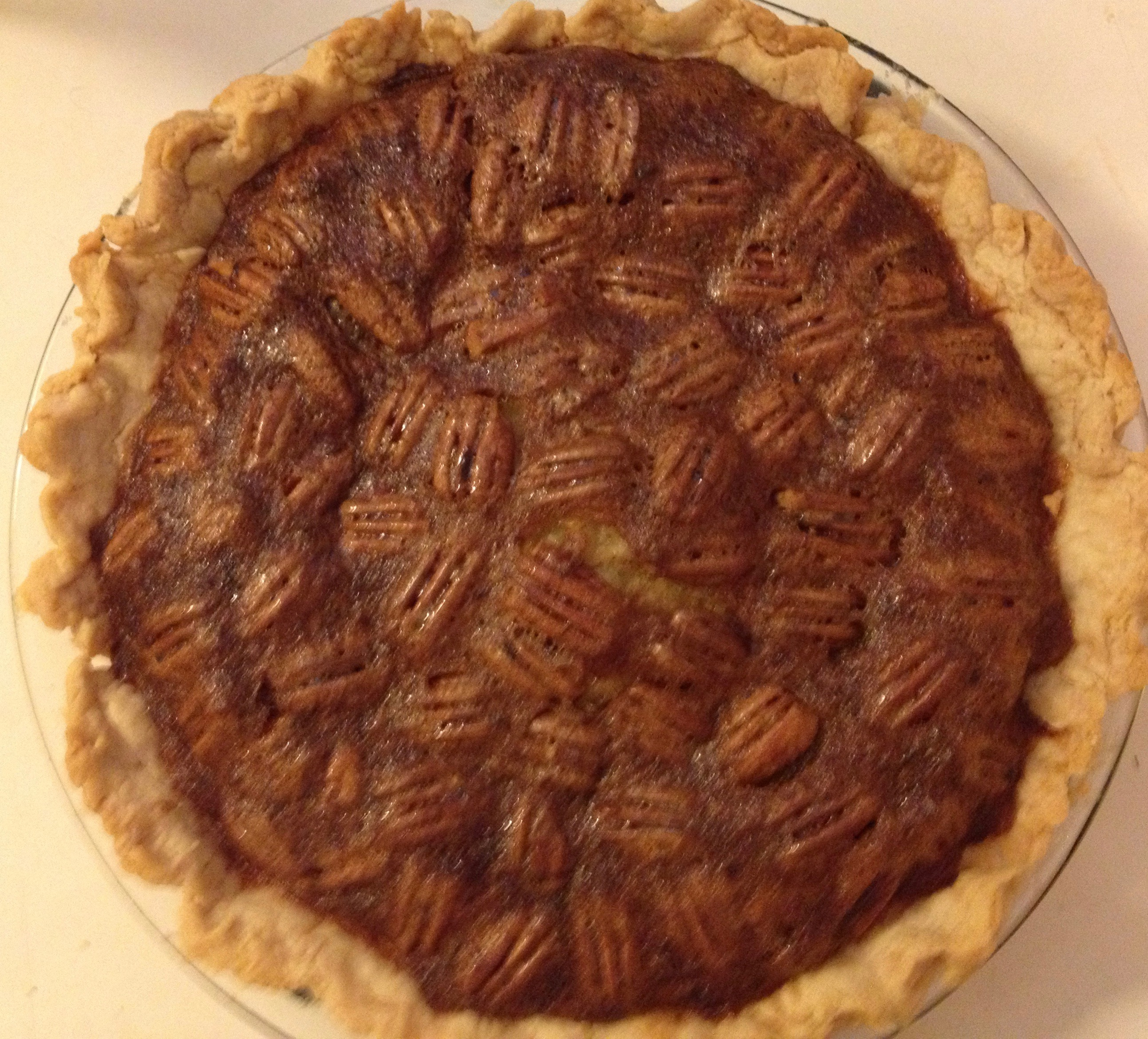 Pecan Pie Past and Present