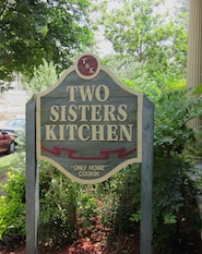 Two Sisters Restaurant Jackson Mississippi